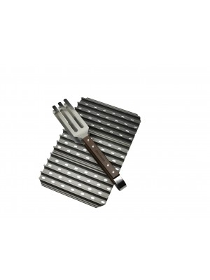 GrillGrate Set - Weber go anywhere - (39.9 x25.4cm)